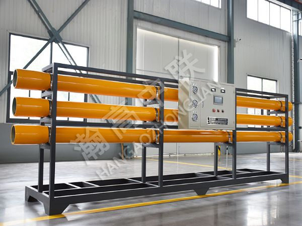 单级反渗透水处理设备 12T/H