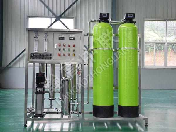 单级反渗透水处理设备 1T/H