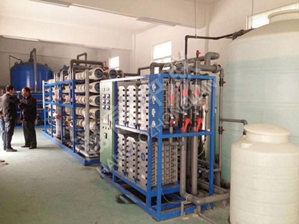 电除盐设备(EDI设备)工程案例
