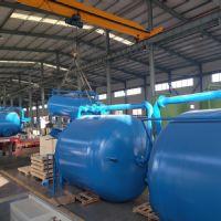 【瀚高中联】纯净水设备进行预处理的原因和方法